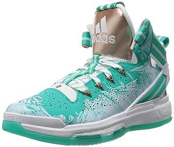 adidas - Zapatillas de Baloncesto de Material Sintético para ...