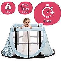 AEROMOOV - Lit de voyage Instant - Permet à votre enfant de faire une sieste partout où vous allez - Compact et Léger