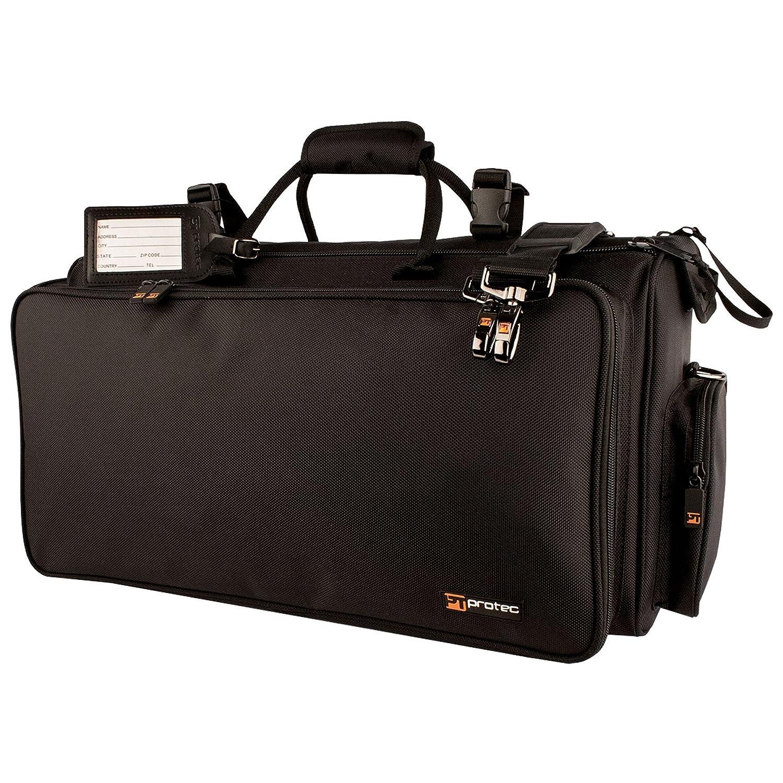 Protec Deluxe Triple Horn Bag C248