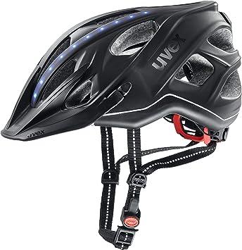 Uvex City Active Casco Bicicletta Unisex Adulto
