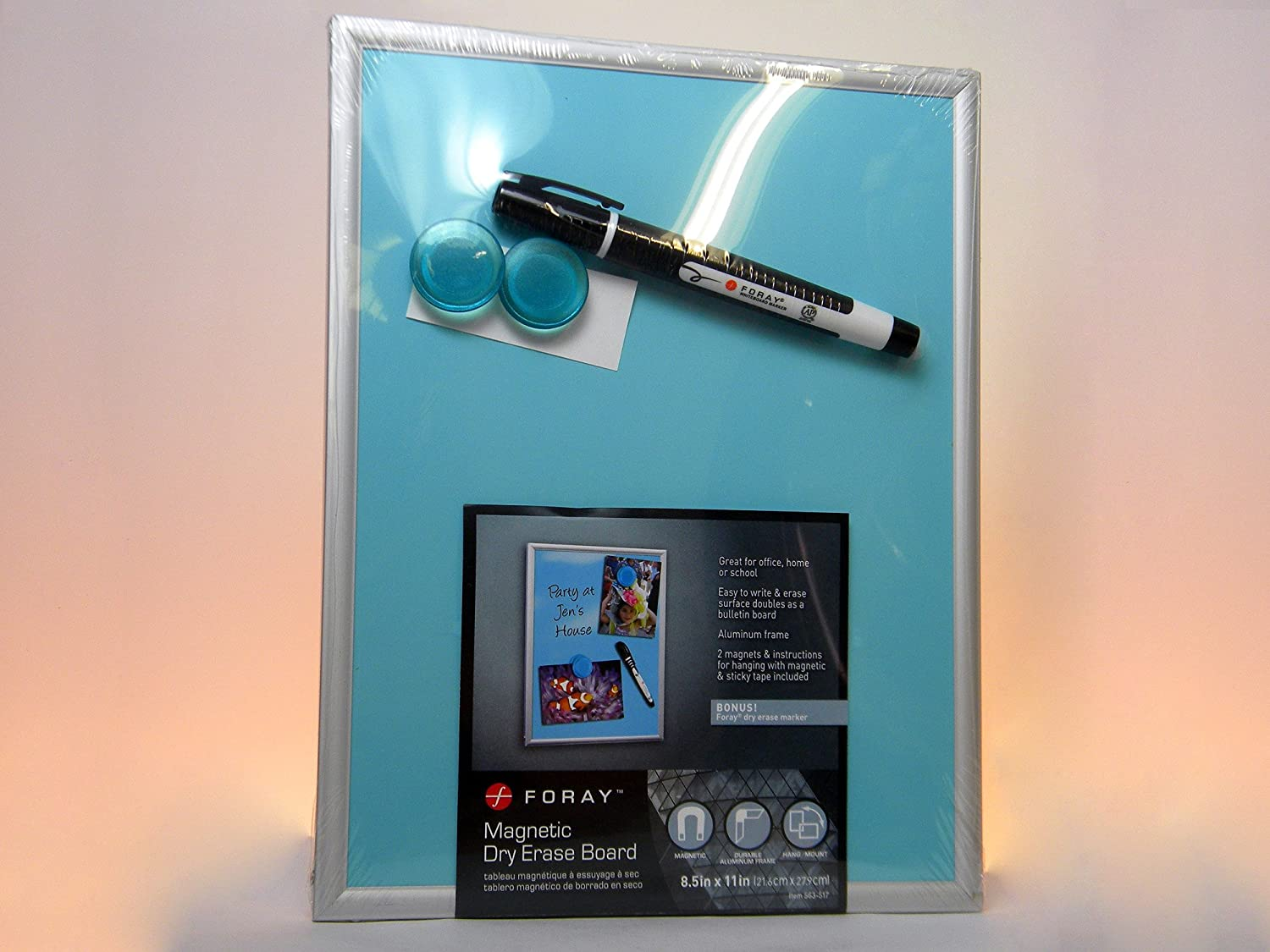 Nice Amazon.com : Office Depot Foray Magnetic Dry Erase Board : Easel Style Dry  Erase Boards : Office Products