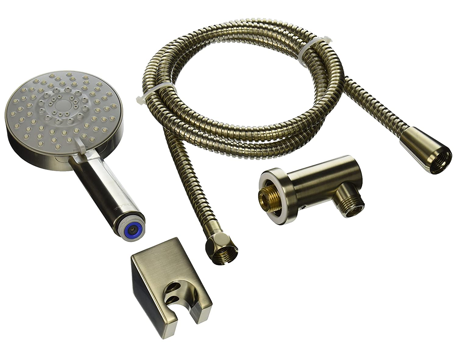 Toto TS630F2#BN Upton Handshower Set, Brushed Nickel by Toto B004PUE0FM  つや消しニッケル