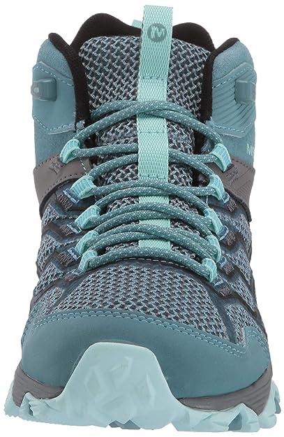 14083183496 Merrell Men's Moab FST 2 Mid Waterproof Hiking Shoe