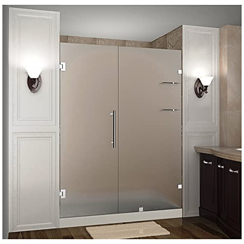 Fixed Shower Door Amazon Com