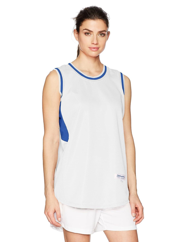 Intensity Womens Flatback Mesh Basketball Jersey