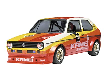 1/24 Sports Car Series No 08 Volkswagen Golf Racing Group 2 24008