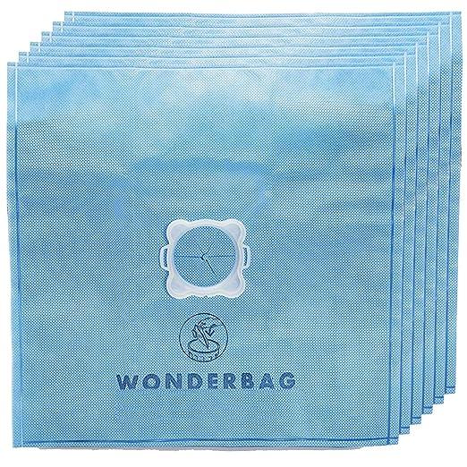 Wonderbag - Bolsas para aspiradora Moulinex (6 unidades ...