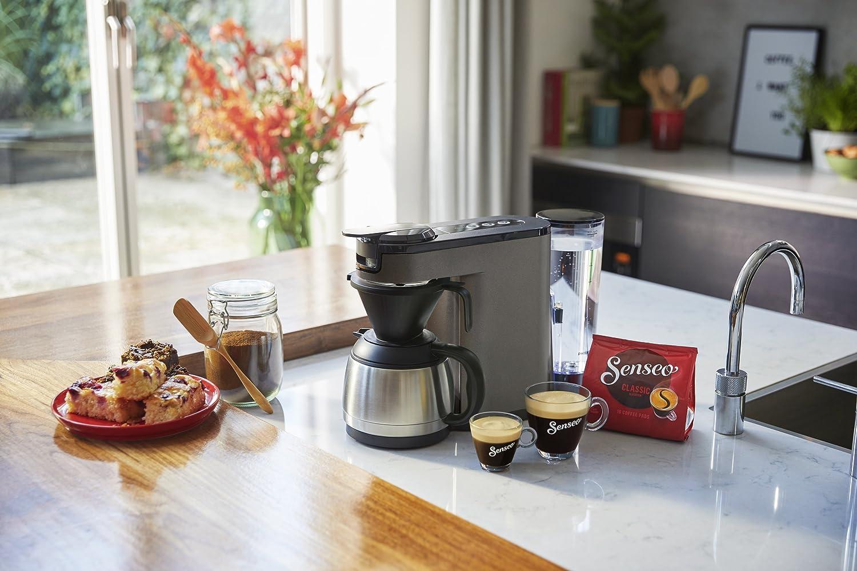 Senseo HD6596/50 - Cafetera (Independiente, Máquina de café en ...