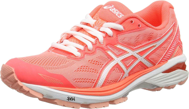 Asics GT-1000 5, Zapatillas de Running para Mujer, Rosa (Coral Pink), 37 EU: Amazon.es: Zapatos y complementos