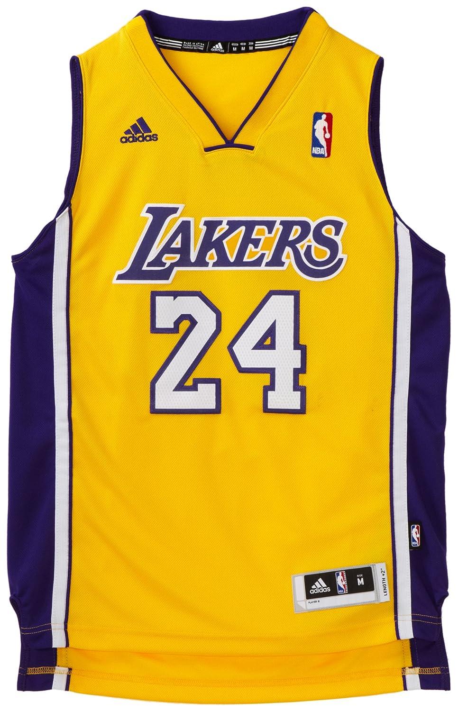 rgfzso Amazon.com : Adidas Los Angeles Lakers #24 Kobe Bryant Purple