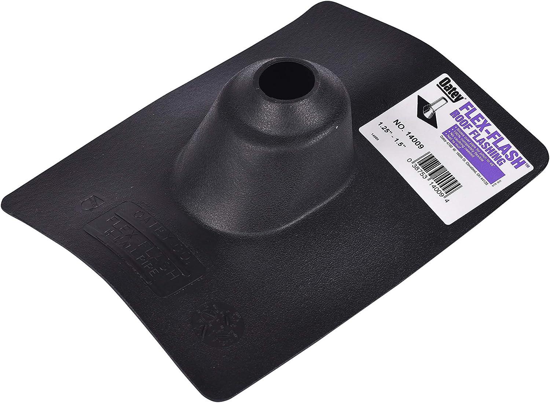 "3 Pk Oatey 2/"" Roof Vent Pipe Rain Collar Seal 14206"