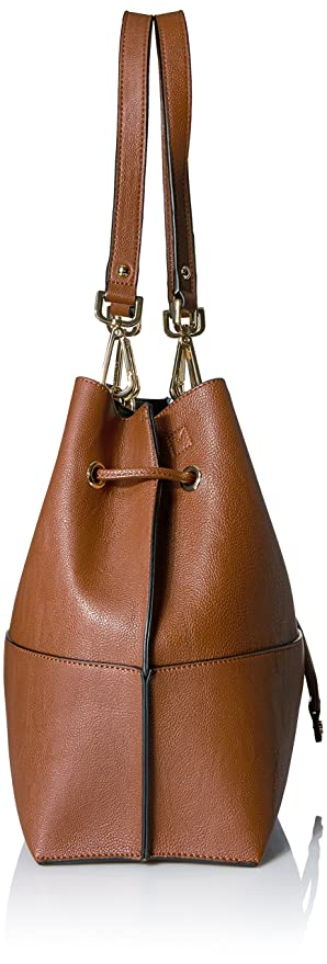 Calvin Klein Unlined Drawstring Tote