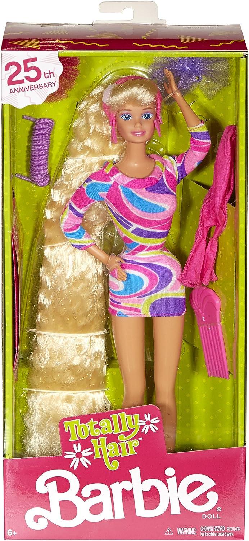 Barbie DWF49 totalement cheveux 25th anniversaire Poupée Barbie