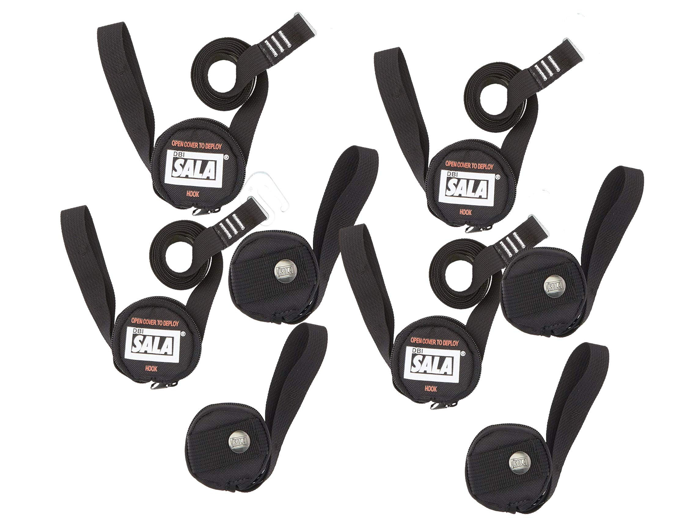 DBI SALA 9501403 Nylon Safety Suspension Trauma Straps (4 Pack)