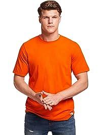 Russell Athletic Mens Standard Essential Short Sleeve Tee