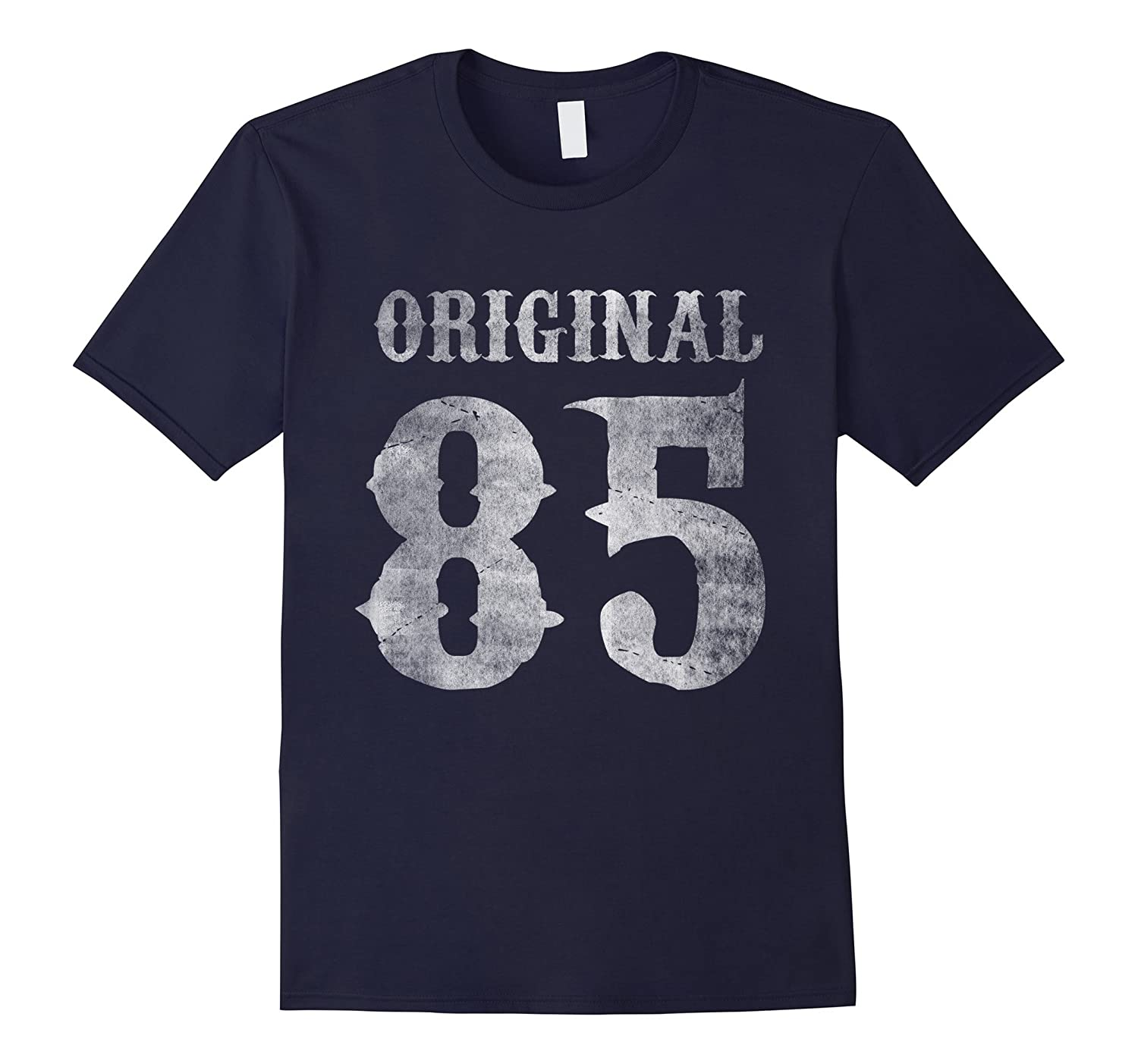1985 Birthday Vintage T-shirt 85th Birthday Men Women kids-CD