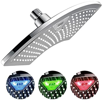 DREAMSPA 2.5 Gallons 12-Inches Shower Head