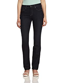 Women P95477LT Straight Jeans NYDJ