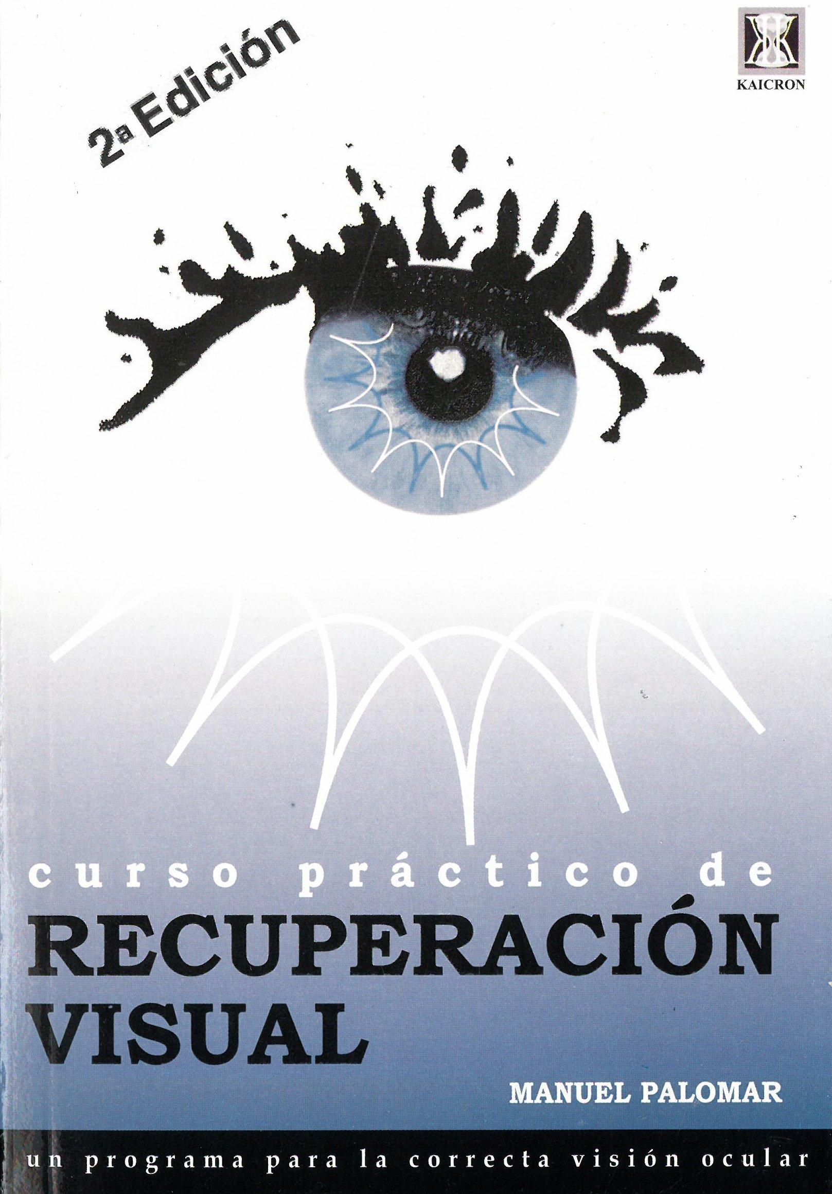 Curso práctico de recuperación visual. Con DVD: Amazon.es ...