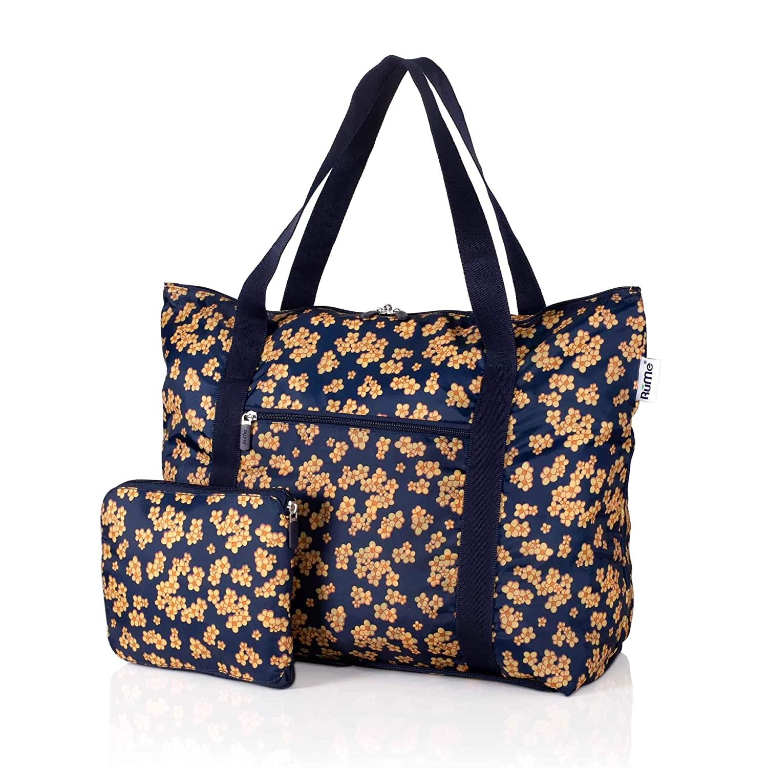 RuMe Bags cFold Expandable Carry All Choose Your Color Marigold