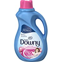 Downy Ultra Liquid Fabric Conditioner (Fabric Softener), April Fresh, 90 Loads 2.3 L (Packaging May Vary)