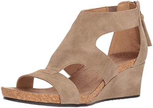 bb8f6e171b0 ADRIENNE VITTADINI Women s Tricia Wedge Sandal  Buy Online at Low ...