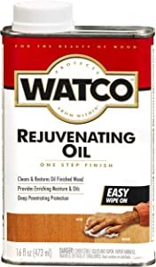 Watco 66051H Rejuvenating Oil, Pint