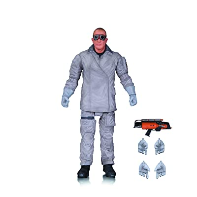DC Collectibles The Flash TV: Heat Wave Action Figure: Toys & Games