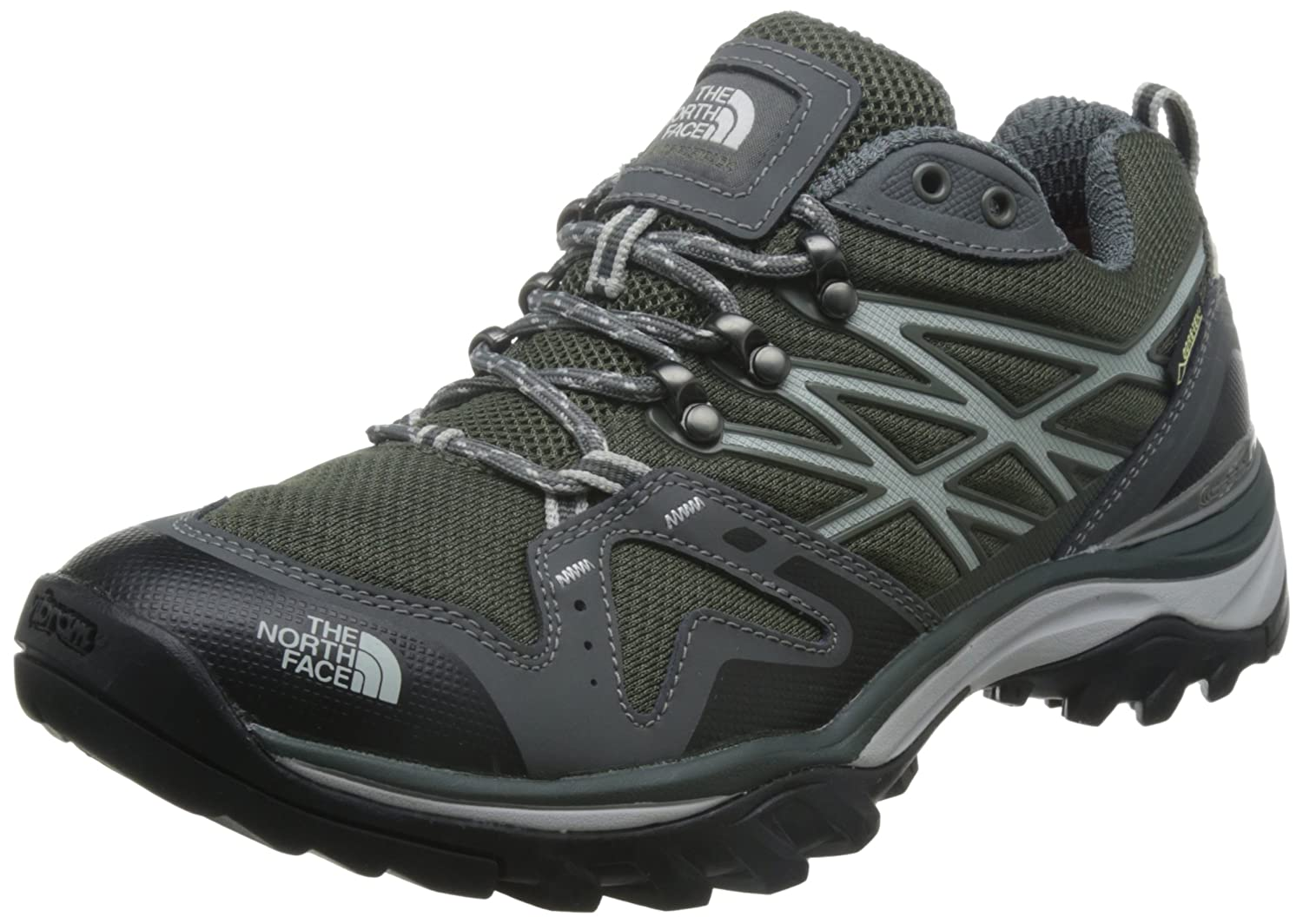 The North Face Men's Hedgehog Fastpack Gtx 10|New Taupe Green & Moon Mist Green