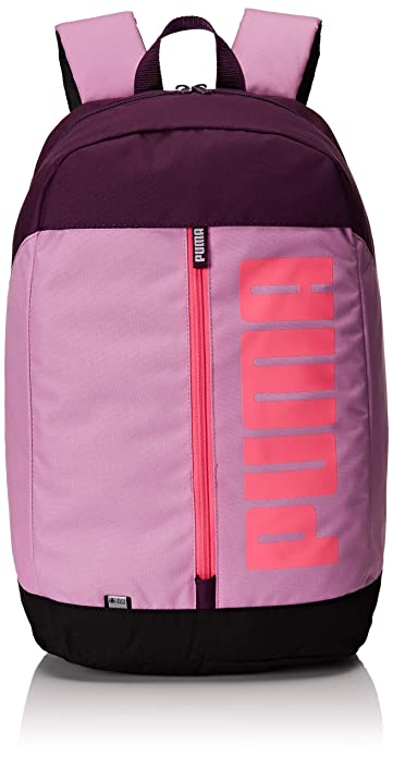 36e1bc55719 Puma 31.372 Ltrs Orchid School Backpack (7510307): Amazon.in: Bags ...