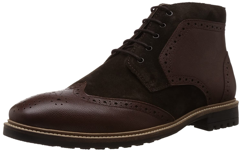 BATA Men's Dan Leather Boots