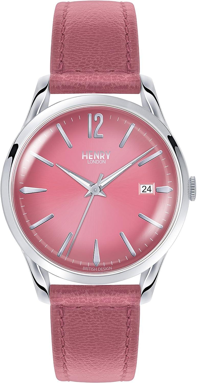 Henry London Reloj de Pulsera HL39-S-0061: Henry London: Amazon.es ...