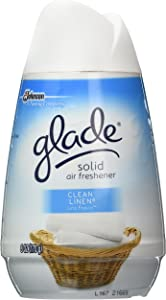 Glade Solid Air Freshener - Clean Linen - 6 oz