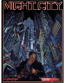 Cyberpunk 2020: The Roleplaying Game of the Dark Future: Michael