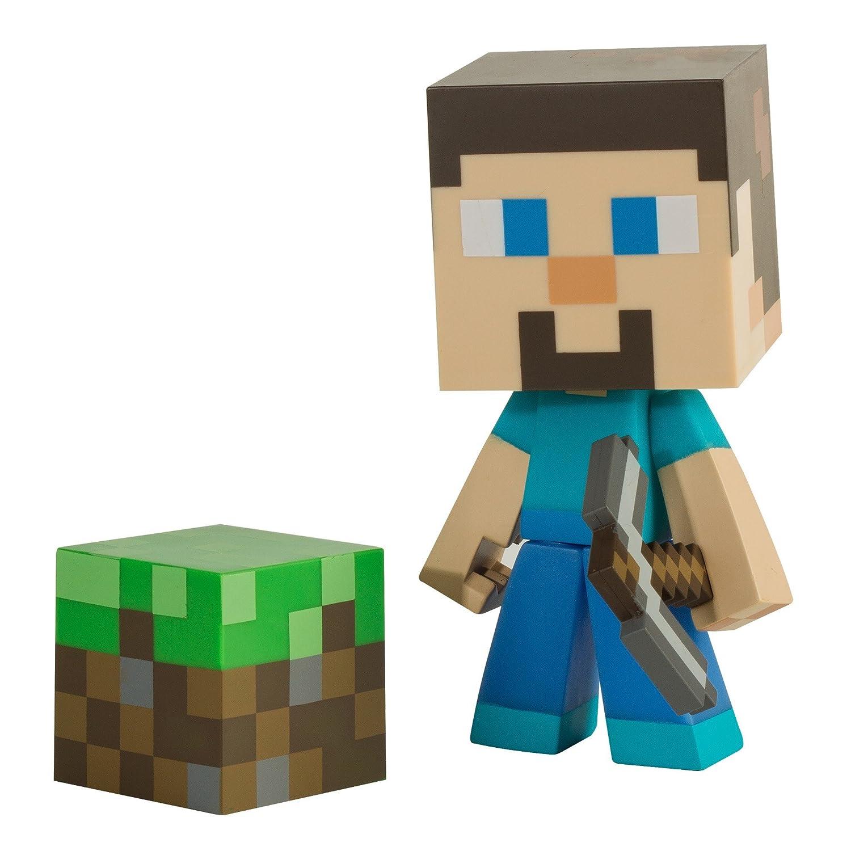 Minecraft 3479Steve Vinyl Figure Jinx