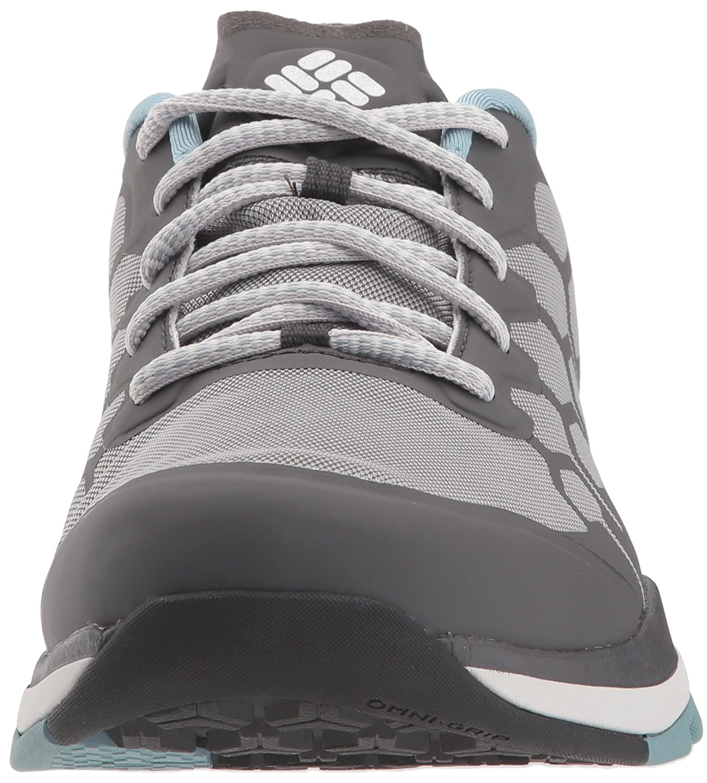 Columbia Women's ATS Trail FS38 Outdry Hiking Shoe B01NBMI18M 8.5 B(M) US|Ti Grey Steel, Storm
