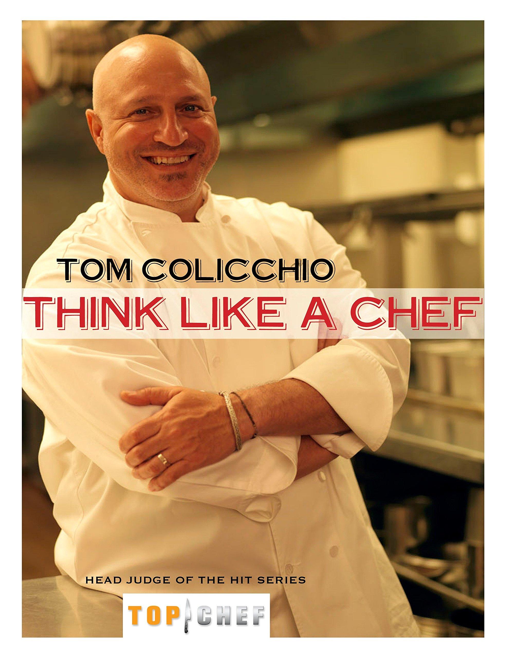 Read Online Think Like a Chef PDF