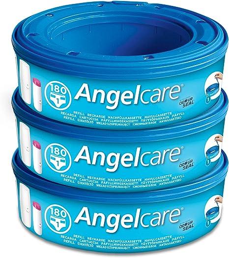 Angel Care 2320/recambios para cubo de pa/ñales Plus 2017 Talla:3 St/ück