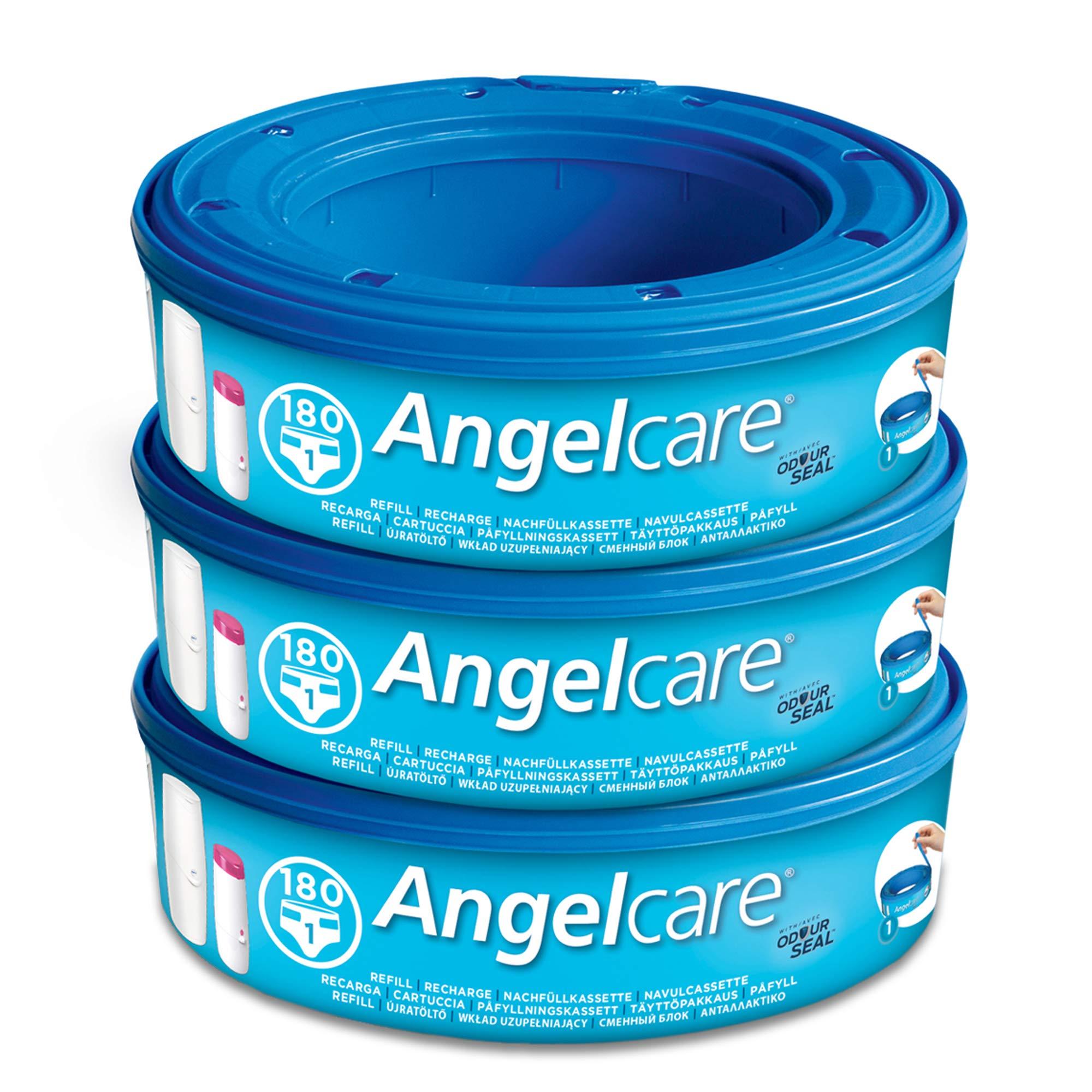 AngelCare Clasic - Recambios contenedor de pañales 3 Piezas product image
