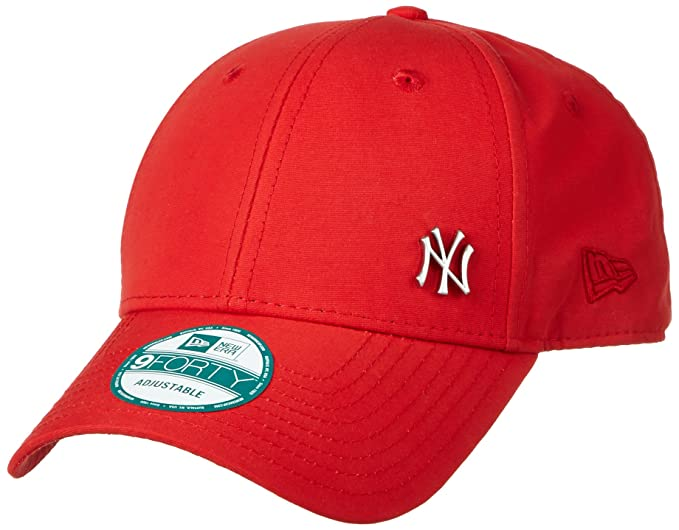 New Era Casquette MLB-Flawless Logo Basic 11198847 Rouge Taille Unique 0d92eb9447bf