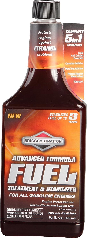 Briggs & Stratton 100119 Fuel Treatment Replaces 100119WEB, 100115, 100119A