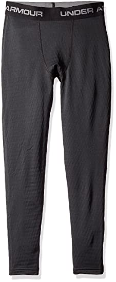 2bb7641d0f26dc Under Armour Outerwear Boys Base 2.0 Leggings, Black, Youth X-Small