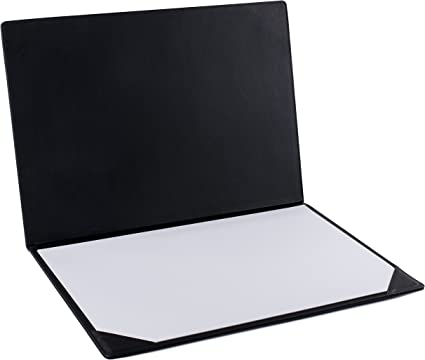 Pavo 8046607 - Vade de sobremesa, piel sintética, 50 x 35 x 1 cm ...