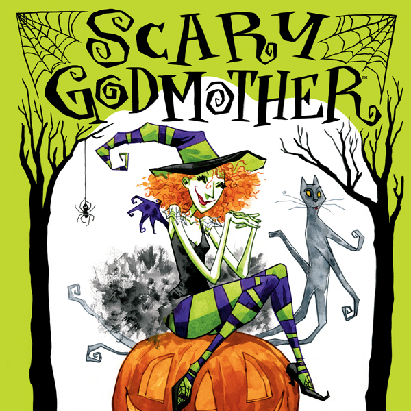 Scary Godmother (Collections) (2 Book Series) -