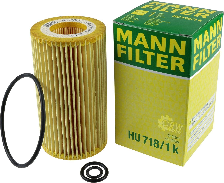 Original MANN-Filter Inspektionspaket Set SCT Motor Flush Motorsp/ülung 11590705