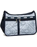 LeSportsac Deluxe Everyday Handbag (Bandana Lace)