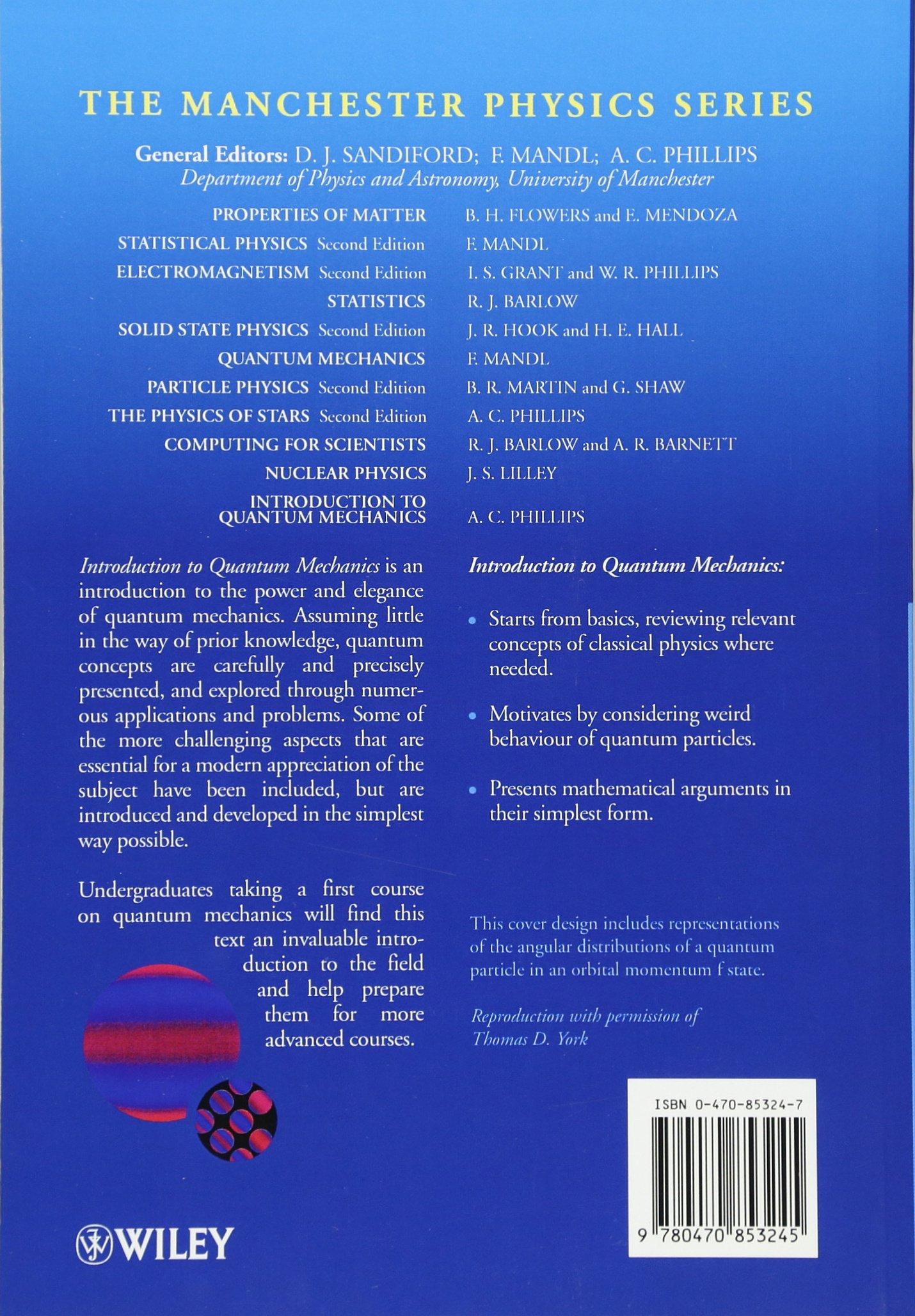 Introduction To Quantum Mechanics 2nd Edition Griffiths Pdf