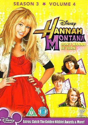 Hannah Montana Season 3 Volume 4 [DVD]: Amazon co uk: Miley