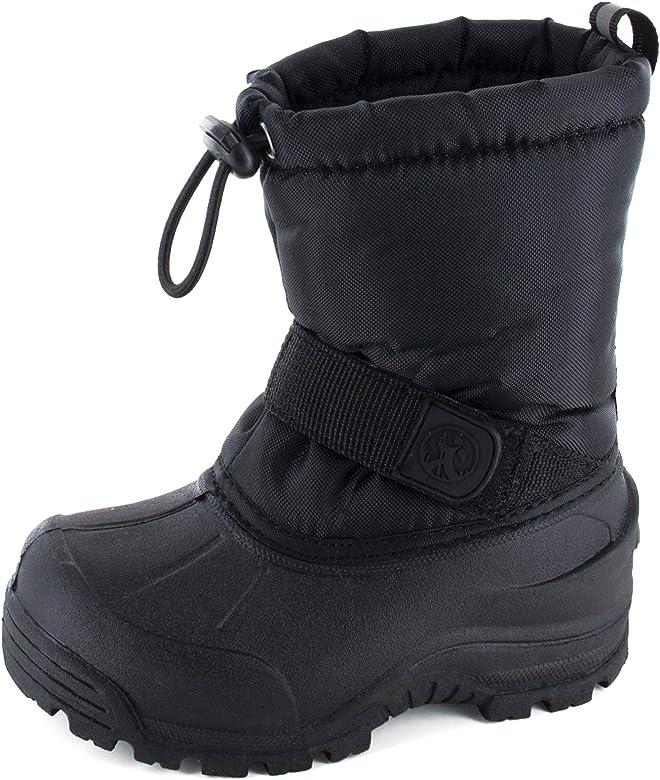 2f1201e2 Boys Girls Toddler/Little Kids/Big Kids Frosty Winter Snow Boot
