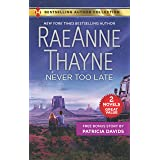 Never Too Late & His Bundle of Love: A 2-in-1 Collection (Harlequin Bestselling Author Collection)